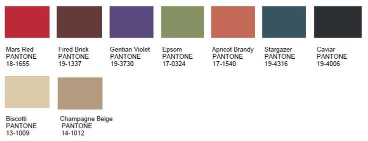 PANTONE VIEW home + interiors 2016 I Lineage I Trend 4