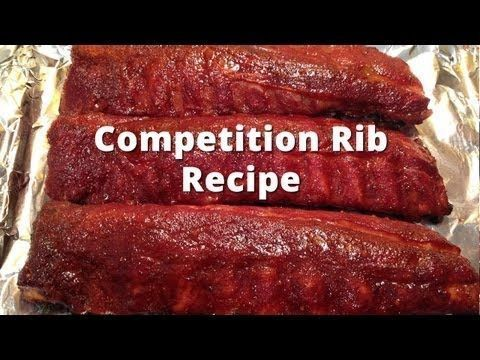 Practicing competition baby back ribs on a Yoder Pellet Smoker. Using my barbecue ribs recipe for competition bbq and testing out a new smok...