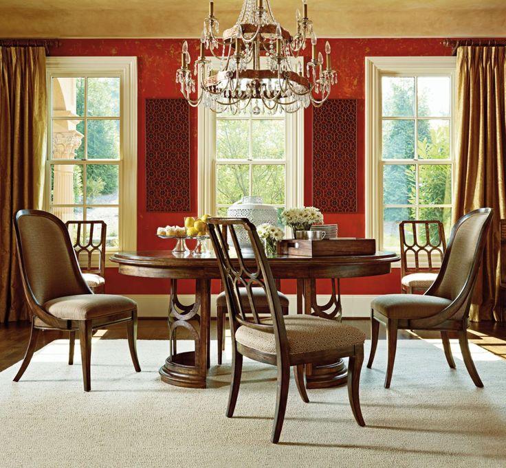 68 Best Images About Dining Room On Pinterest | Pedestal, Hooker