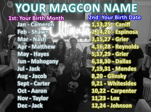 make a sentence magcon - Google Search | Magcon boys ...