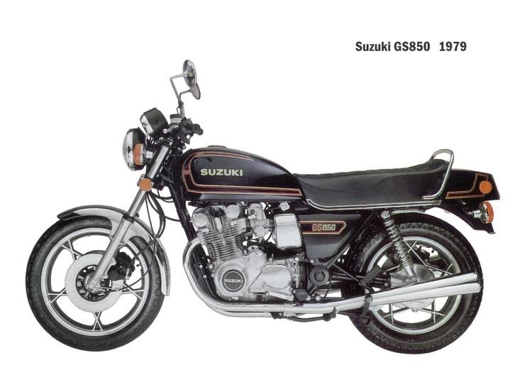 Suzuki GS850-1979