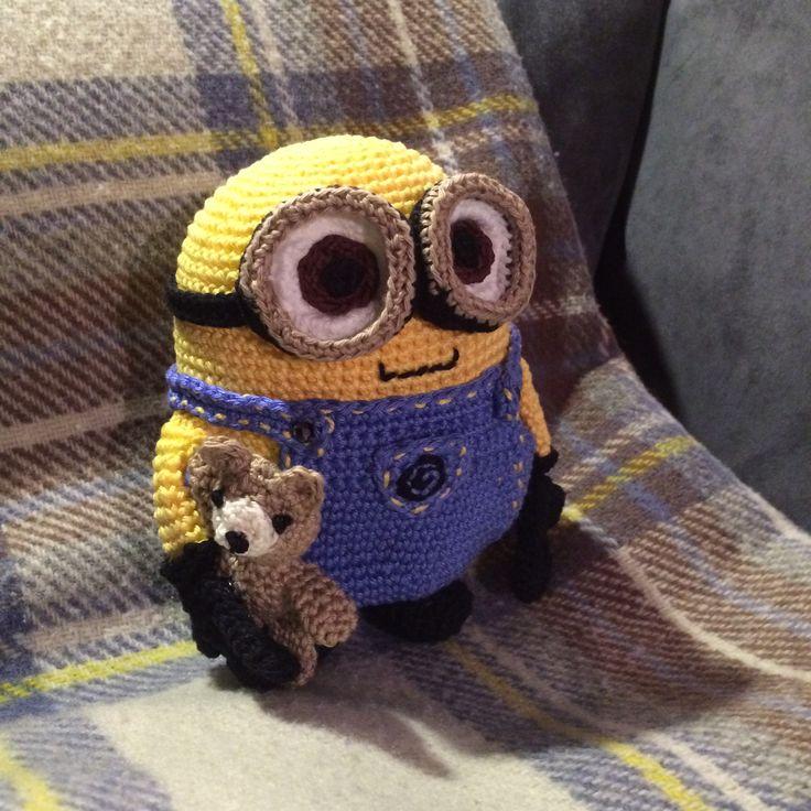 Minion Bob til Lukas