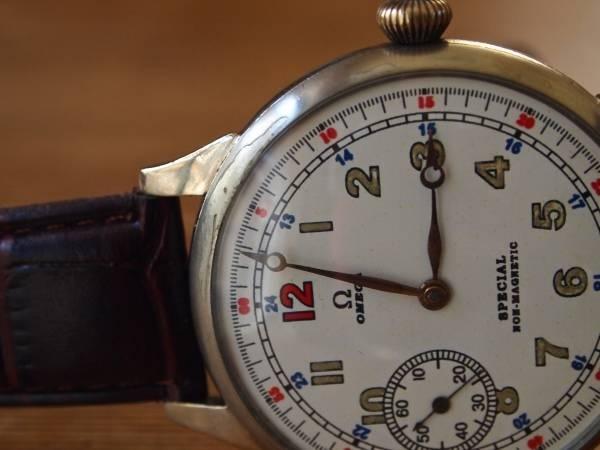 1円 アンティークオメガOMEGAミリタリー 1929 cooliwc 時計 Watch omega ¥30500yen 〆04月29日