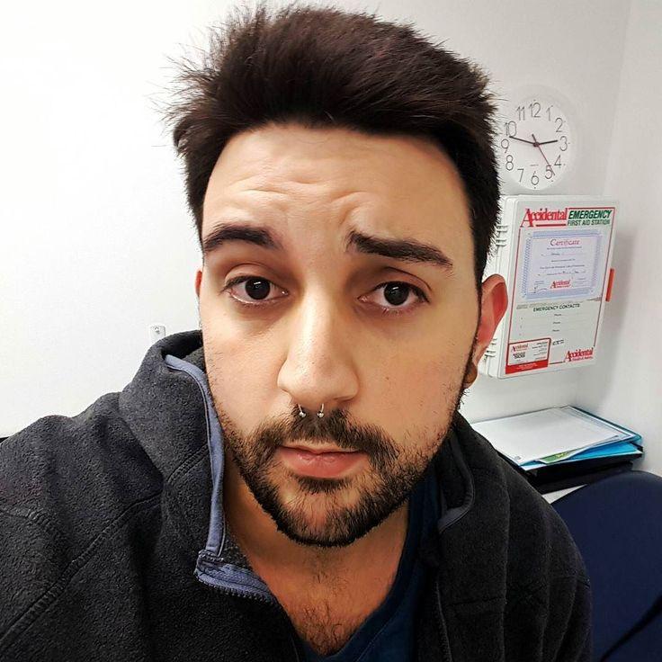 I'm such a pussy.        #brisbane #australia #winter #selfie #septum #piercing #gaybrisbane #gayaustralia #gayboy #gayusa #scruff #barba #beard #coffee #hairy #vscocam #vsco #gaynyc #nature #gaymexico #gaychile #gayespaña #gaybrasil #gayargentina #gaycolombia #gaylatino #bringtheboystogether