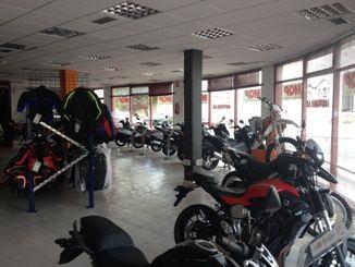 Realización de proyecto técnico para solicitud de licencia de apertura de concesionario de motos. #licencia #apertura #actividad