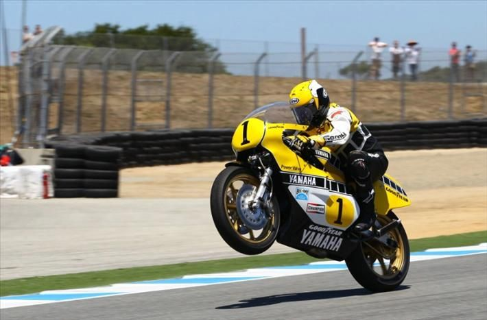 Valencia MotoGP: Six of the Best - Rookie Champions