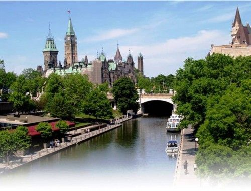 3. Ottawa, Canada - When it comes to ambiance, Ottawa is one of the comfortable and coolest places in the world as to its natural purity aside from humid continental climate that the place has. It is also the capital city of Canada. It is surrounded by forests, parklands, and wetlands.