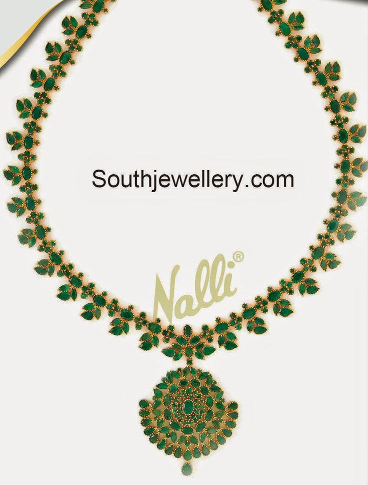 pacchalu necklace : 63gms