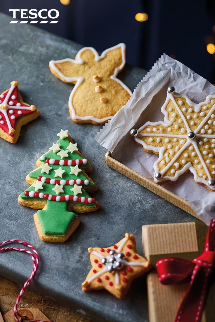 Get In The Festive Spirit With An Afternoon Baking These Spiced