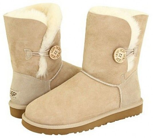 Nothing better for Russian winter than Uggs!