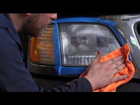 ▶ How to Polish Headlights - YouTube