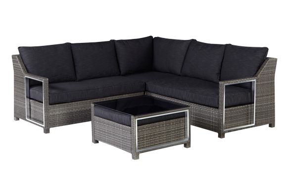 Barbeques Galore - Products - Contempo 4 Piece Lounge Setting