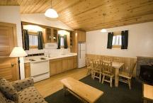 Camp Richardson Lake Tahoe, CA camping cabins
