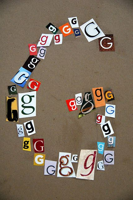 Letter out of letters! Teaches letter, letter sound, fine motor skills, cutting.