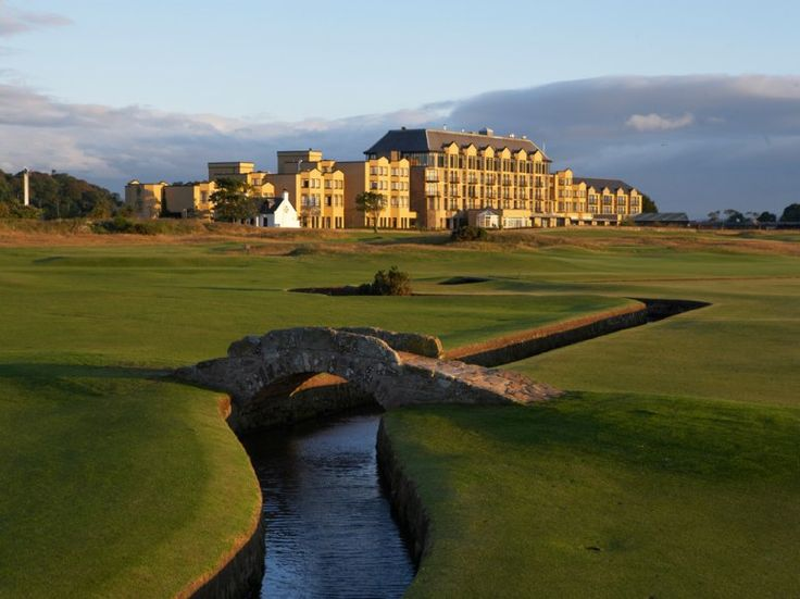 Old Course Hotel Golf & Spa - St. Andrews, Scotland