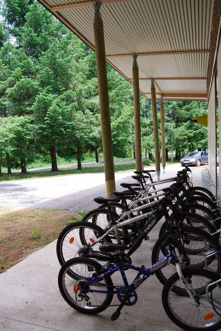 Saint-Pardoux : Location de vélos