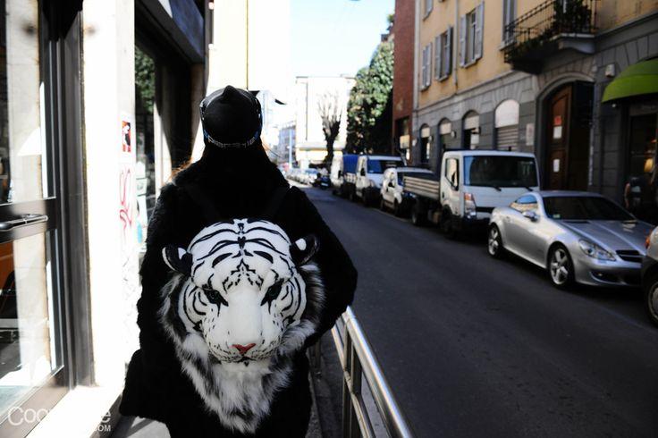 Lo zaino in peluche dal Giappone sbarca in Italia