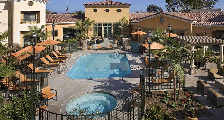 Hotels in Goleta, California| Courtyard Santa Barbara Goleta