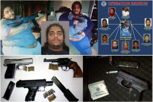 Dominicano De 500 Libras Dirigía Banda De Tráfico De Armas En Tres Estados De EEUU