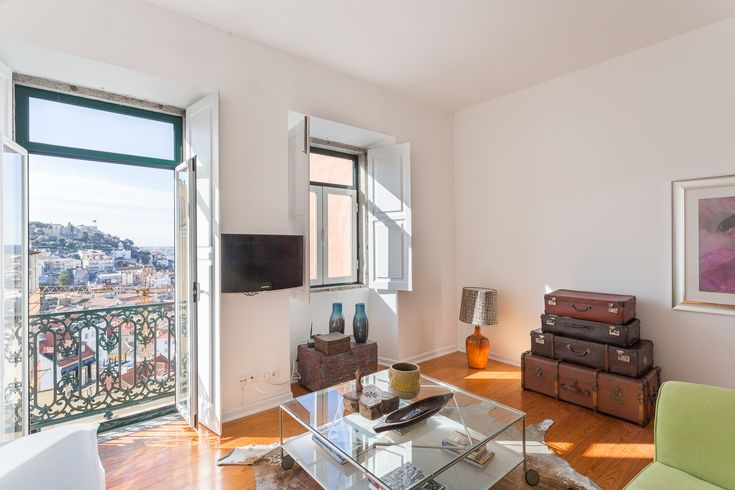 HomeLovers: a house with a view