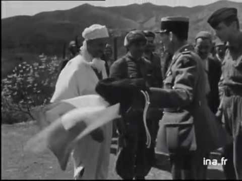 Guerre d'Algérie - Les Harkis massacrés par les Kabyles de la Soummam