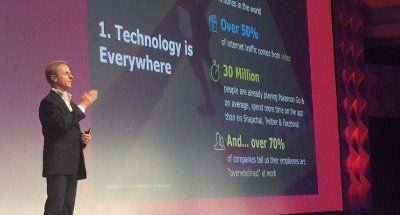 The Future Of Work: It's Already Here -- And Not As Scary As You Think | Josh Bersin | LinkedIn