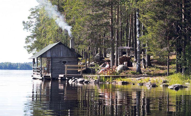 Tässä on Suomen Sauna 2010 | Perhe | Iltalehti.fi