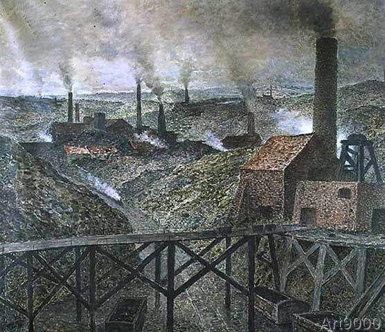 Constantin Emile Meunier - In the Black Country, 1890