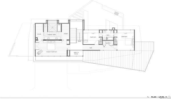 M1 Residence Skylab Architecture In 2020 Twilight House House Floor Plans Cullen House Twilight