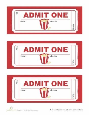 Best 25+ Movie party invitations ideas on Pinterest Movie night - printable ticket invitations