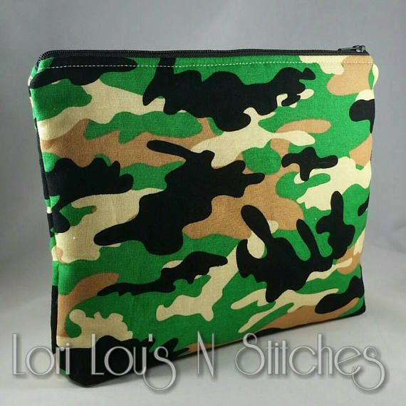 Check out this item in my Etsy shop https://www.etsy.com/listing/541664383/zipper-pouch-camoflauge-7x9-camo-zipper