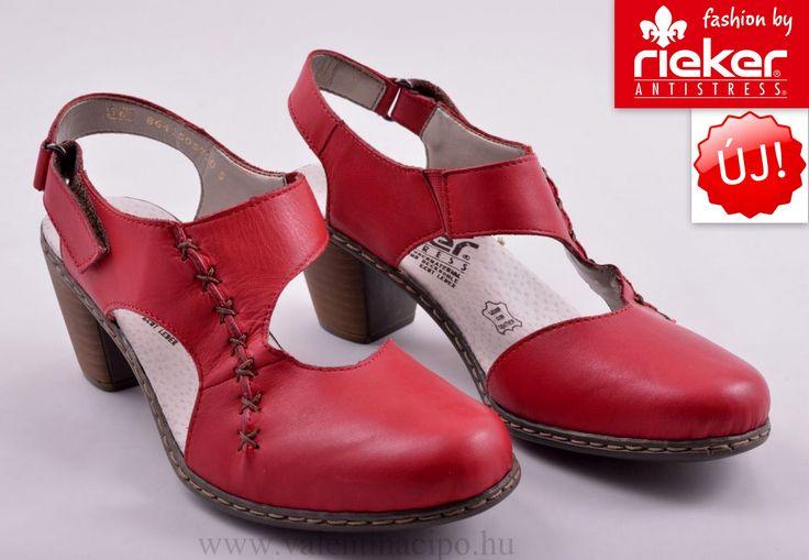 Rieker női lábbeli ajánlatunk, minden méretben vásárolható vagy rendelhető webáruházunkból:)  http://valentinacipo.hu/rieker/noi/piros/sling/142068440  #rieker #rieker_cipő #rieker_cipőbolt #online_vásárlás #Valentina_cipőboltok