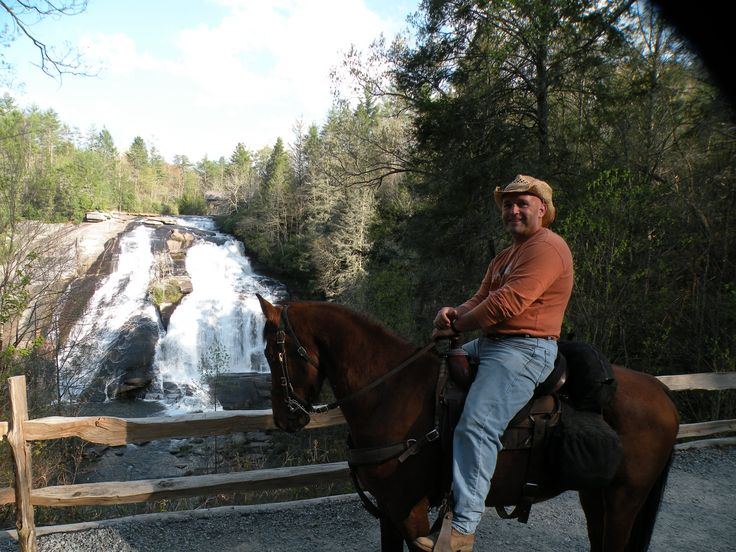 Holly View Farms Horse Camp, Pisgah Forest, NC. Ride in ...
