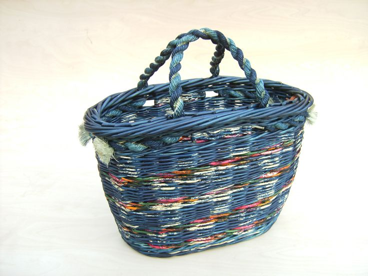 John Galloway who is known for his dyed willow baskets.