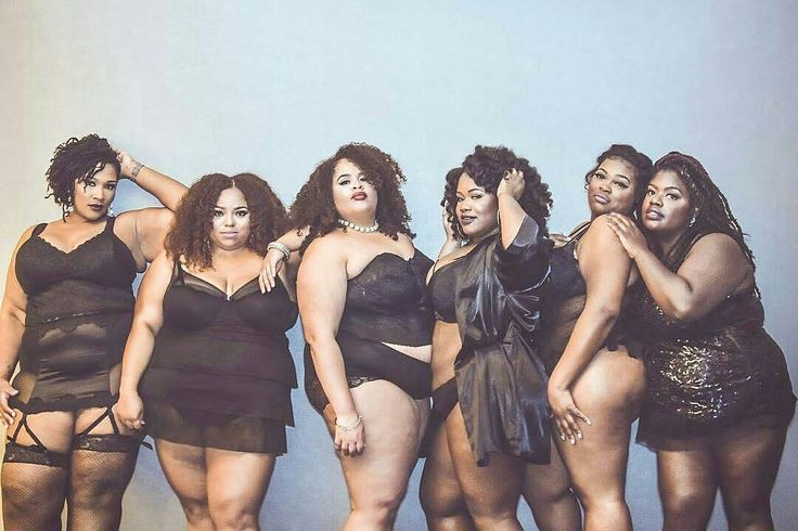 Getting one more in for #cellulitesaturday These beauties! #bravebodylove. . . .  from @fatwomenofcolor -  We are winding down our series celebrating #sisterhood among powerful beautiful amazing #FatWomenOfColor! Thank you all for the love you showed in the comments. There was so much #PositiveEnergy flowing from woman to woman in this series and we LOVE #womenupliftingwomen.    Repost from @rdanipear - to the lovely ladies and myself who slayed this photoshoot...What started as a boudoir…