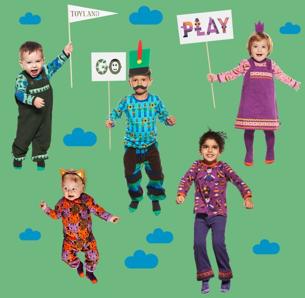 ej sikke lej TOYLAND - GO PLAY collection AW 13