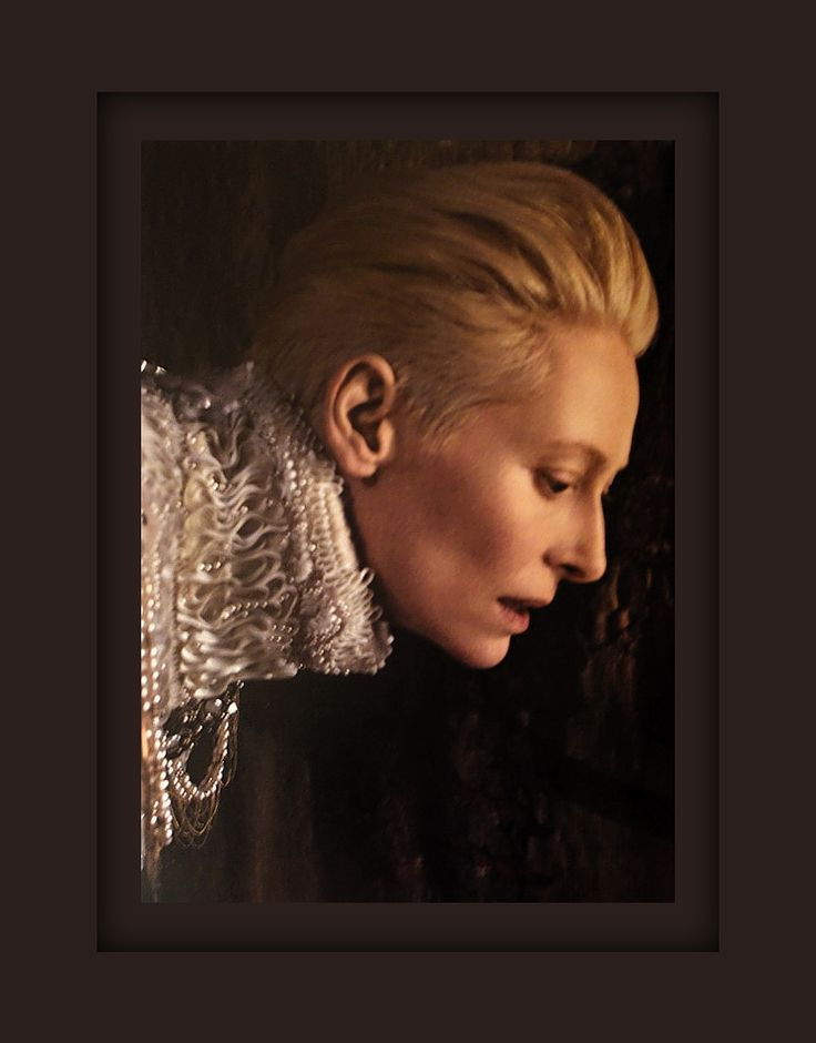 Chanel Métiers d`Art, Paris-Edinburgh 2013 campaign (Tilda Swinton by Karl Lagerfeld) - Pre-Fall 2013 Collections - Autumn -Winter 2013/2014 - Collections - All about fashion