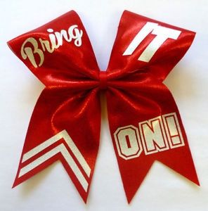 Bring it on cheer bow