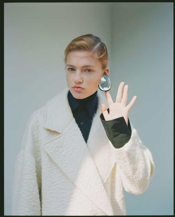 For Fall Coats, Bigger is Better (The New York Times Style Magazine)