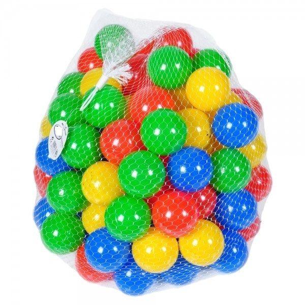 Set bile colorate pentru piscina joaca
