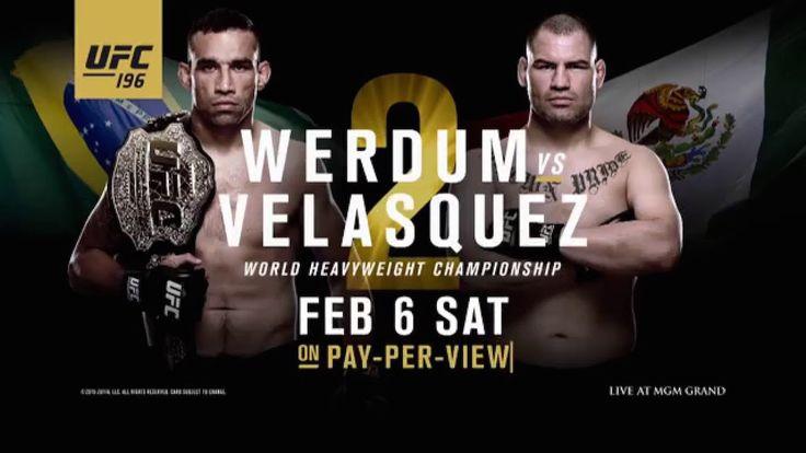 UFC 196: Cain Velasquez Out; Match Now Pits Stipe Miocic vs Fabricio Werdum - http://www.australianetworknews.com/ufc-196-cain-velasquez-match-now-pits-stipe-miocic-vs-fabricio-werdum/