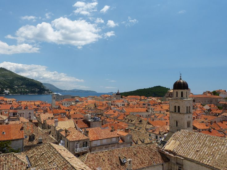 The insanely beautiful Dubrovnik