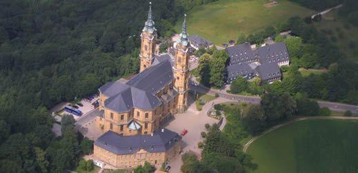 Church of Vierzehnheiligen (1743-1772 CE) Germany