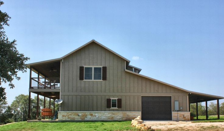 333 best images about barndos on pinterest metal homes for 2 story barndominium