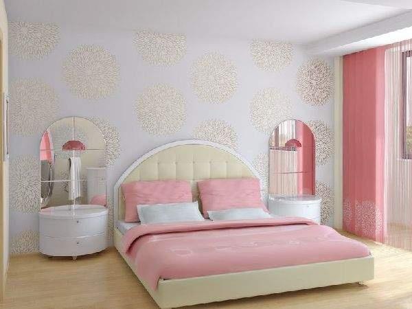pink cream white silver