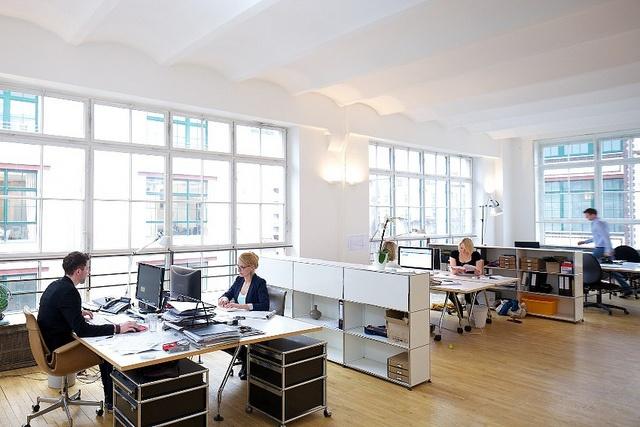 Arbeitsatmosphäre im physischen careerloft in Berlin KreuzbergBerlin Kreuzberg, Loft Ideas, Physischen Careerloft