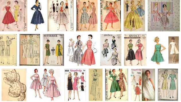 Guest Post: The Best Vintage Sewing Patterns: Free PDF Downloads