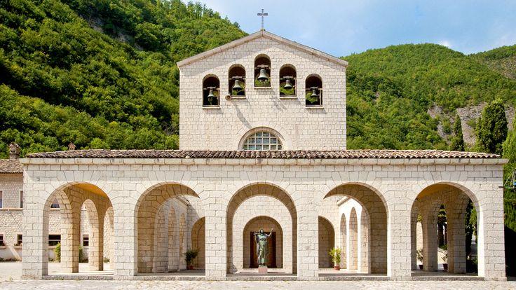 Roccaporena, Cascia, Umbria