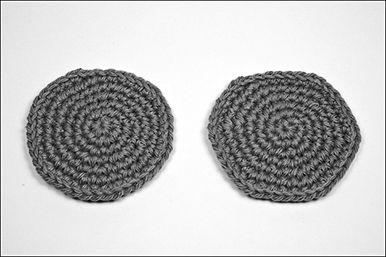 Amigurumi Staggered Increases : Making Basic Amigurumi Shaes: Flat circle Crochet ...