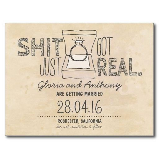 best  funny wedding invitations ideas on   fun, invitation samples